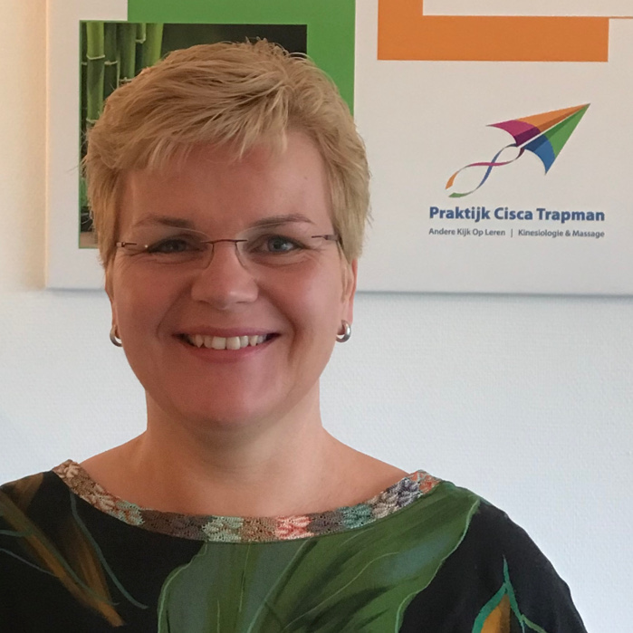 Cisca Trapman | vakdocent Kinesiologie